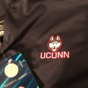 Brand New UCONN Polo